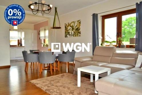 luksusowy salon w ekskluzywnej willi do sprzedaży w okolicy Wrocławia