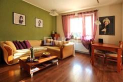 fragment salonu w luksusowym apartamencie do sprzedaży w Szczecinie