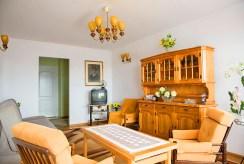 fragment luksusowego salonu w ekskluzywnym apartamencie do sprzedaży we Wrocławiu