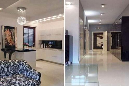 ekskluzywne wnętrze luksusowego apartamentu do wynajęcia w Szczecinie