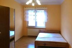 zaciszna, prywatna sypialnia w luksusowym apartamencie w Szczecinie na wynajem