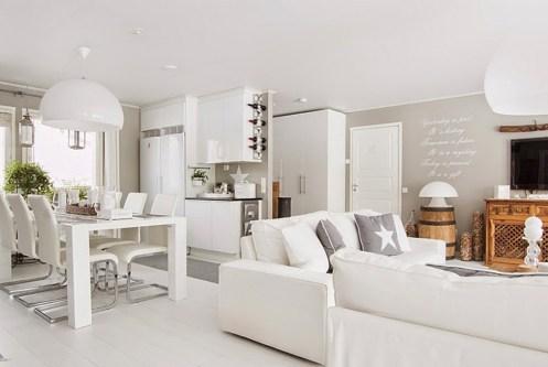 propozycja nowoczesnej aranżacji ekskluzywnego apartamentu do sprzedaży w Kwidzynie