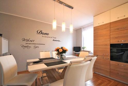 nowoczesne wnętrze w ekskluzywnym apartamencie do sprzedaży w Szczecinie