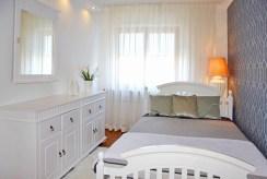 prywatna, zaciszna sypialnia w ekskluzywnym apartamencie w Słupsku na wynajem