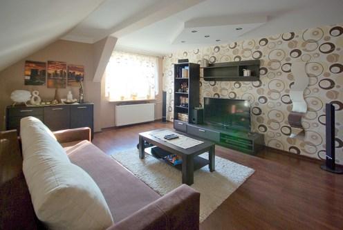 ekskluzywny salon w luksusowej willi do sprzedaży w okolicy Legnicy