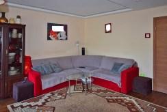 fragment komfortowego salonu w luksusowym apartamencie w Białymstoku na sprzedaż