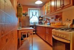 stylowo umeblowana i urządzona kuchnia w luksusowym apartamencie w Tczewie do sprzedaży