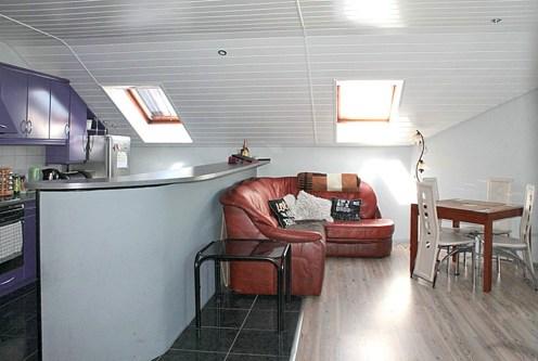 przestronne wnętrze ekskluzywnego apartamentu do sprzedaży w Tczewie