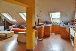 przestronne, komfortowe wnętrze luksusowego apartamentu do wynajmu w Szczecinie