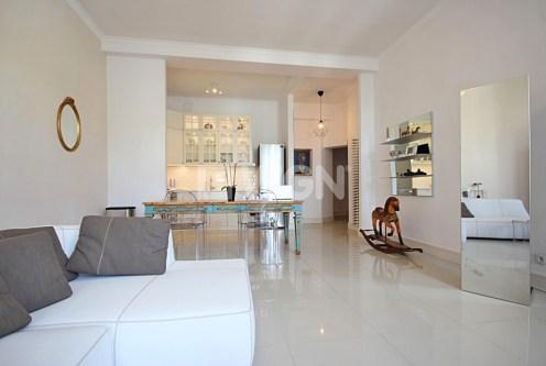 eleganckie wnętrze ekskluzywnego apartamentu do wynajęcia w Szczecinie