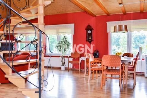 luksusowe wnętrze ekskluzywnej willi do sprzedaży w okolicach Kłodzka