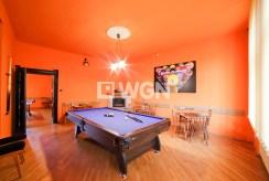 pokój do zabaw sportowych w luksusowej willi do sprzedaży w okolicach Kłodzka