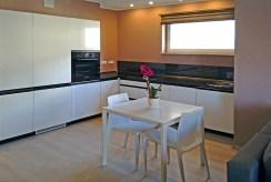 aneks kuchenny / kuchnia w luksusowym apartamencie do wynajmu w Katowicach