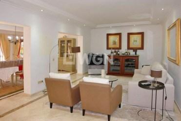 Willa do sprzedaży w Hiszpanii (Costa del Sol, Malaga) wytworny salon