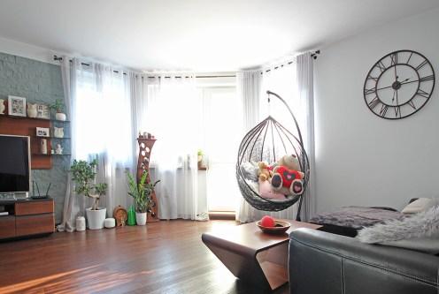 ekskluzywny salon w luksusowym apartamencie do sprzedaży w Szczecinie