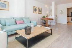 fragment komfortowego wnętrza ekskluzywnego apartamentu do sprzedaży Hiszpania