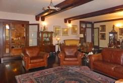 widok na komfortowe wnętrze luksusowej willi do sprzedaży Kwidzyn