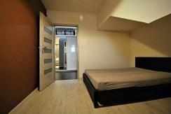 zaciszna, prywatna sypialnia w luksusowym apartamencie na wynajem Kraków