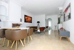 komfortowe wnętrze luksusowej willi na sprzedaż Hiszpania (Costa Blanca, Torrevieja)