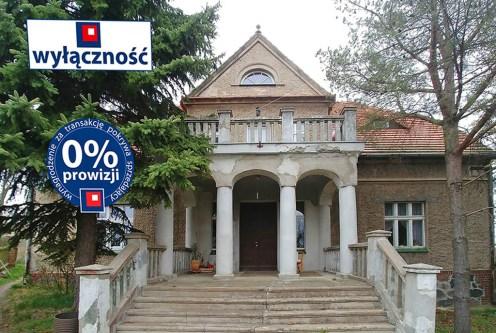 Dwór na sprzedaż Dolny Śląsk za 1 150 000 zł
