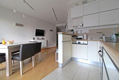 nowoczesne wnętrze ekskluzywnego apartamentu do sprzedaży Kraków