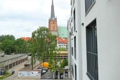 prestiżowa lokalziacja w imponujący widok z okna w luksusowym apartamencie na wynajem Szczecin