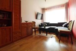 jedno z wytwornych pokoi w luksusowym apartamencie na sprzedaż Kraków