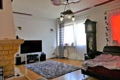 elegancki salon w luksusowej willi na sprzedaż Szczecin