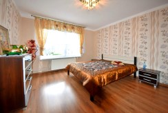 zaciszna sypialnia w luksusowej willi do sprzedaży Inowrocław