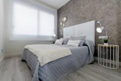 prywatna sypialnia w luksusowym apartamencie na sprzedaż Hiszpania (Guardamar De Segur)