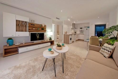 prestiżowe wnętrze ekskluzywnego apartamentu na sprzedaż Los Alcazare (Hiszpania)