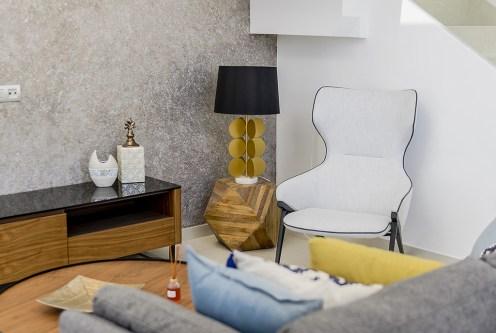 kameralny salon w ekskluzywnej willi do sprzedaży Hiszpania (Ciudad Quesad)
