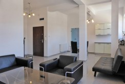 elegancki salon w luksusowym apartamencie na wynajem Mazury