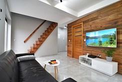 fragment komfortowego wnętrza ekskluzywnego apartamentu do sprzedaży Bolesławiec
