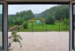 widokowy taras przy ekskluzywnej willi do sprzedaży Piotrków Trybunalski (okolice)