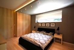 prywatna, zaciszna sypialnia w luksusowej willi na sprzedaż Szczecin (okolice)