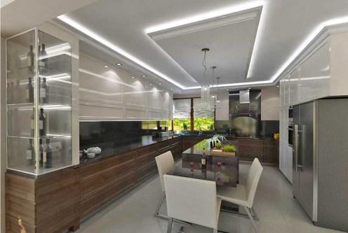 jasne i widne wnętrze luksusowego apartamentu na sprzedaż Grudziądz