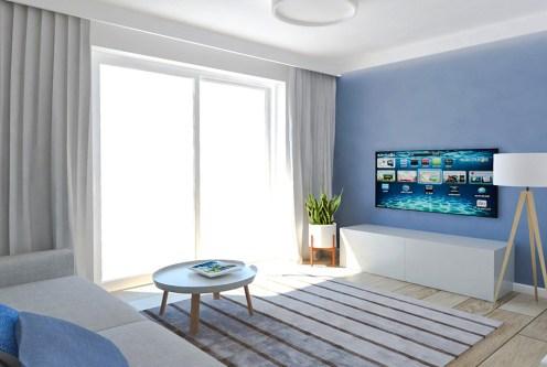 minimalistyczny design luksusowego apartamentu do sprzedaży Ostrów Wielkopolski