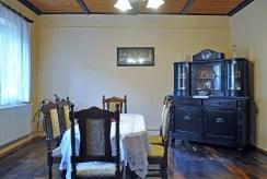 widok na komfortowe pomieszczenia w ekskluzywnej willi do sprzedaży Leszno (okolice)