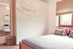 prywatna sypialnia w luksusowej willi na wynajem Łódź (okolice)