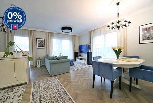 zapierające dech w piersiach wnętrze luksusowego apartamentu do sprzedaży Wrocław (okolice)