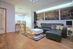 przestronne wnętrze luksusowego apartamentu do wynajmu Szczecin