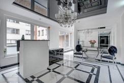 prestiżowe lobby / hol przy luksusowym apartamencie do sprzedaży Gdańsk