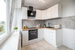 Apartament na sprzedaż Kalisz za 210 000 zł kuchnia w zabudowie