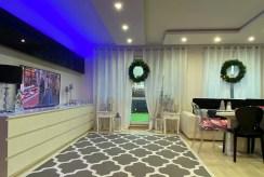 druga strona salonu w luksusowym apartamencie na sprzedaż Szczecin