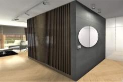 nowoczesna rozwiązania architektoniczne w luksusowym apartamencie na sprzedaż Piotrków Trybunalski