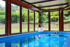 olbrzymi basen w ekskluzywnej willi na sprzedaż Trzebinia (okolice)