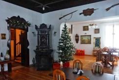 fragment komfortowego wnętrza luksusowej willi na sprzedaż Szklarska Poręba