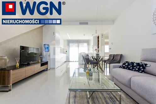 epatujące bogactwem wnętrze luksusowego apartamentu do sprzedaży Hiszpania (Torrevieja, Alicante)