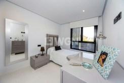 elitarny salon w luksusowym apartamencie do sprzedaży w Hiszpanii